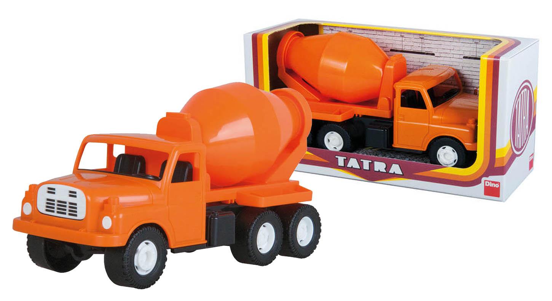 Auto Tatra 148 domíchávač plastová 30 cm