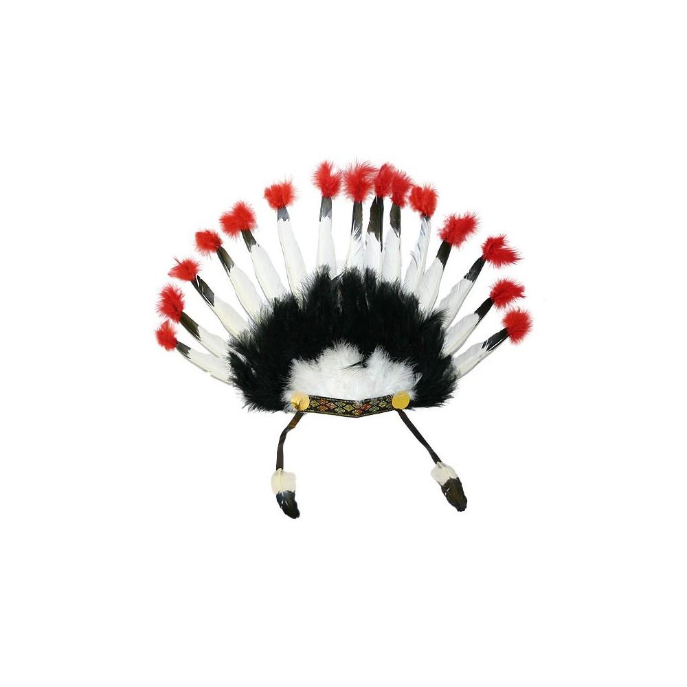 Čelenka Indián náčelník