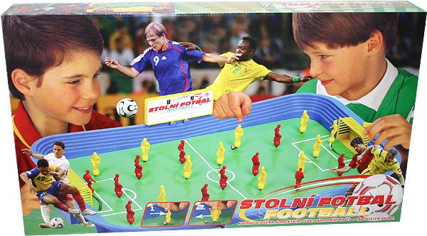 Hra Stolní fotbal