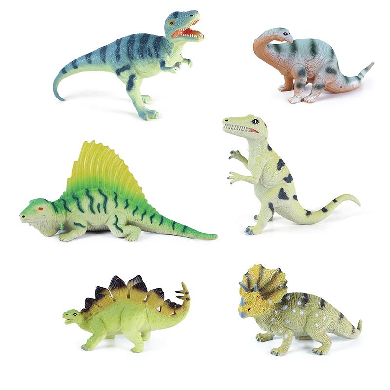 Dinosauři 6 druhů 20 - 23 cm