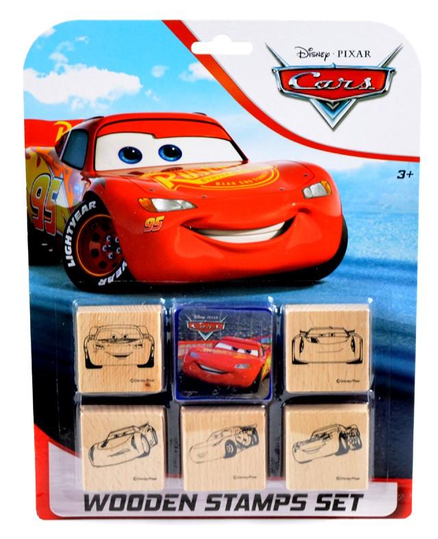 Razítka 5+1 CARS - Auta