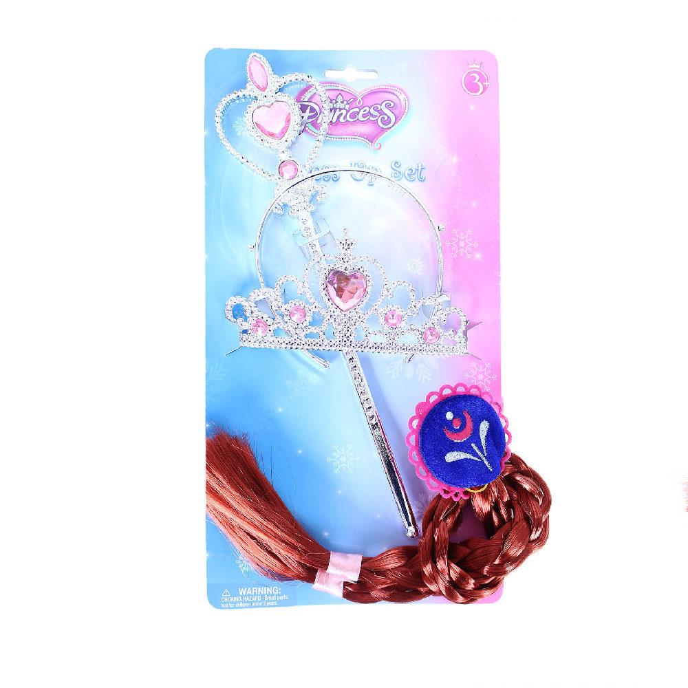 Příčesek s doplňky pro princeznu Aničku