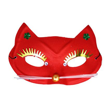 Maska / škraboška kočka