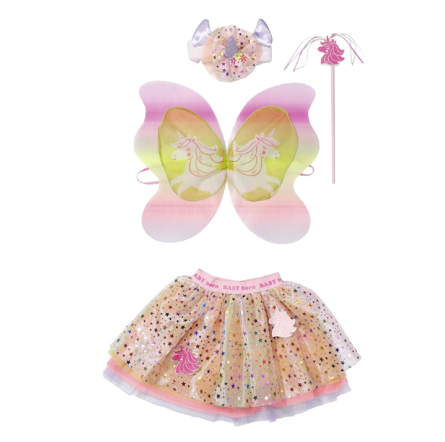 """BABY born Oblečení """"Jednorožec"""" pro panenku i pro"""