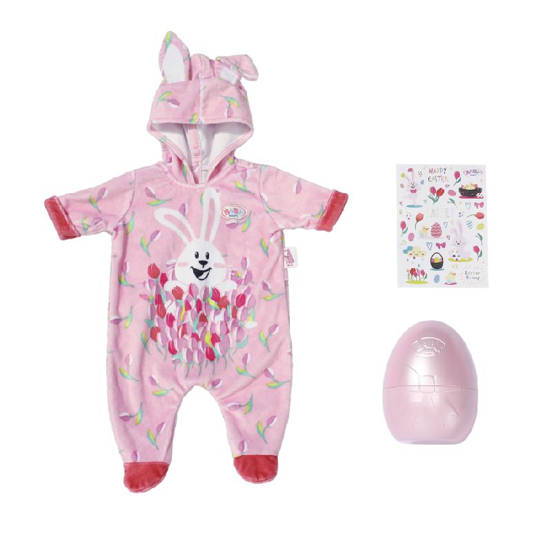 BABY born vajíčko s oblečením