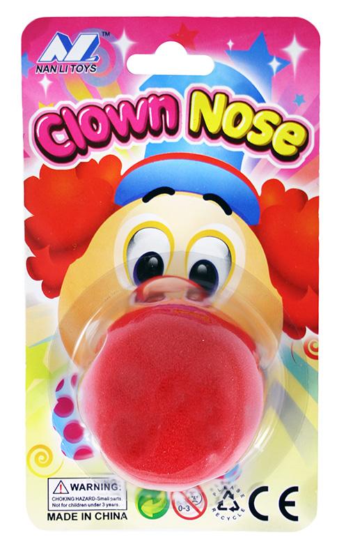 Nos klauna