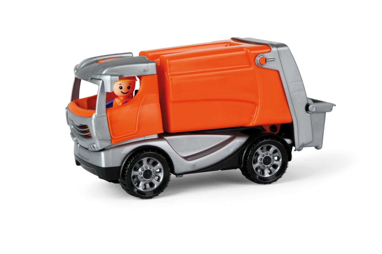 Auto Truckies popelář v krabici