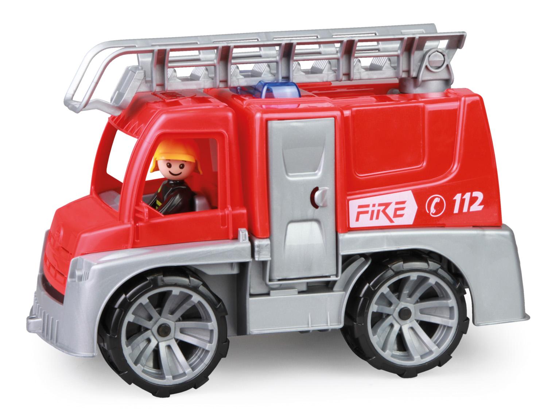 Auto TRUXX hasiči