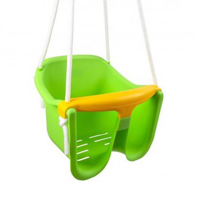 BABY houpačka zelená pro nejmenší