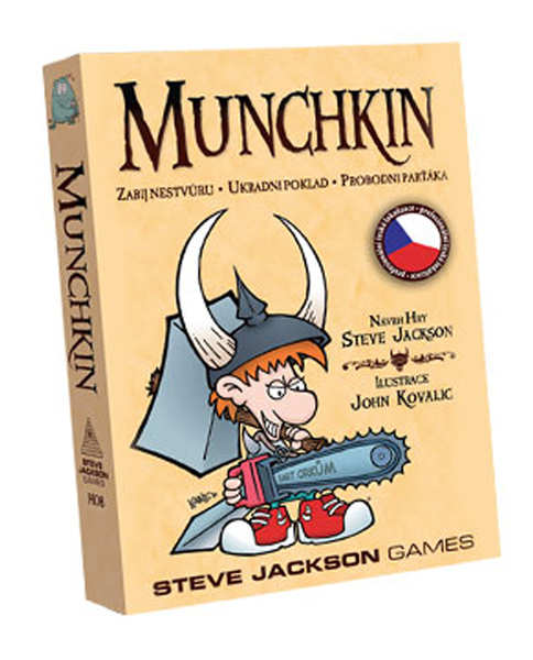 hra Munchkin