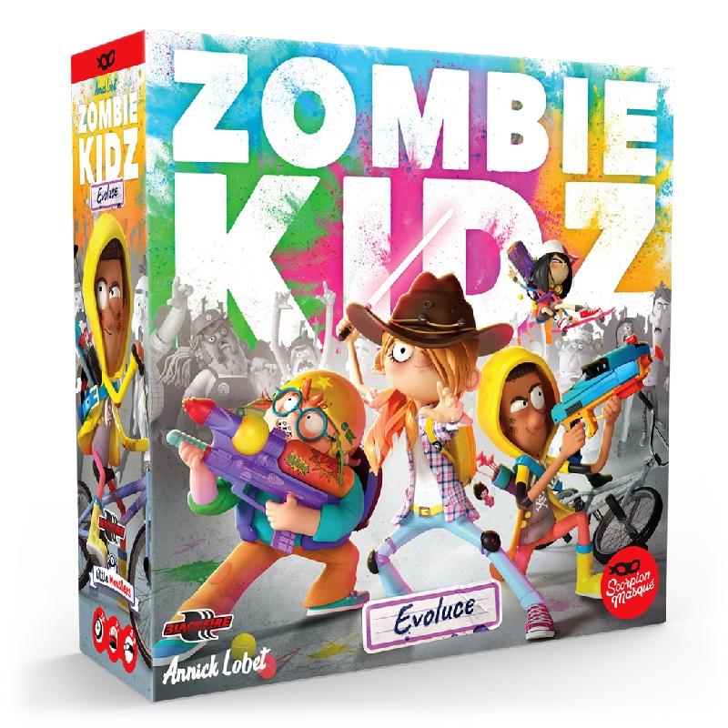 Hra Zombie Kidz: Evoluce