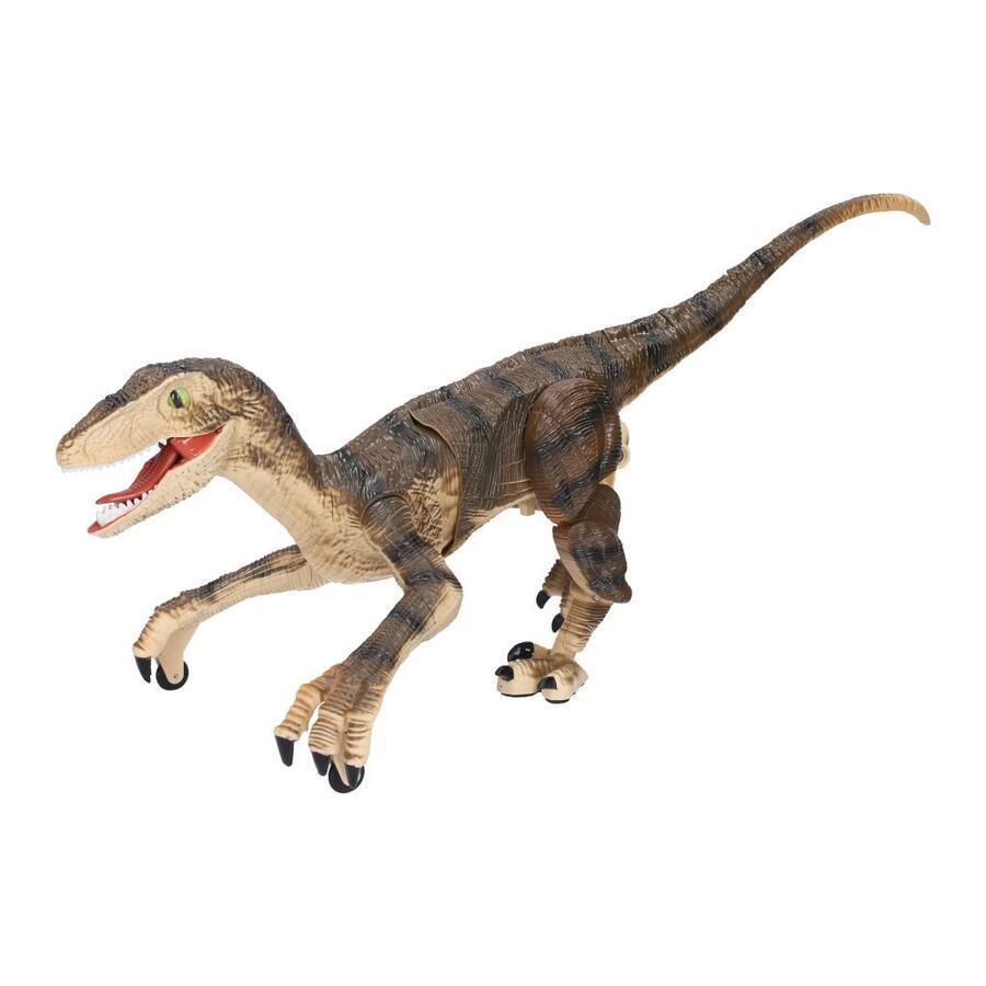 Raptor RC na dálkové ovládání hnědý 45 cm