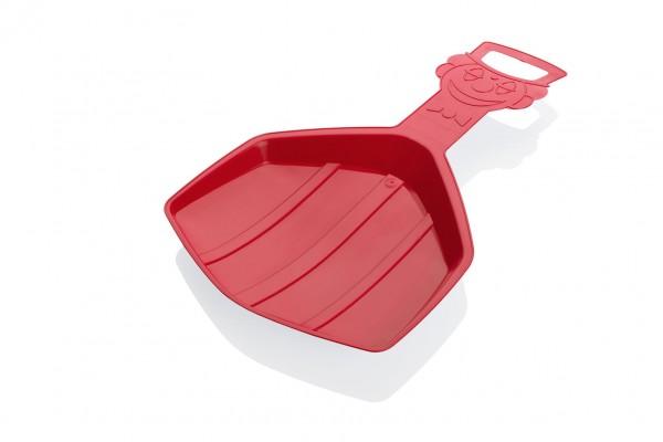 Kluzák Klaun plastový červený