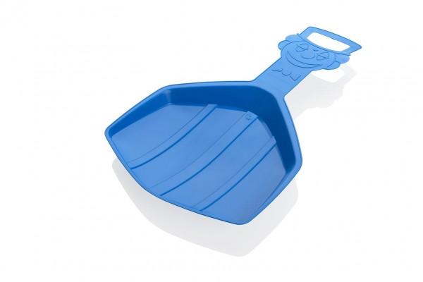 Kluzák Klaun plastový modrý