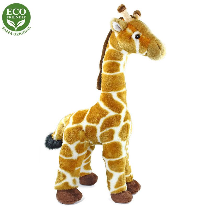 Plyšová žirafa stojící 40 cm ECO-FRIENDLY