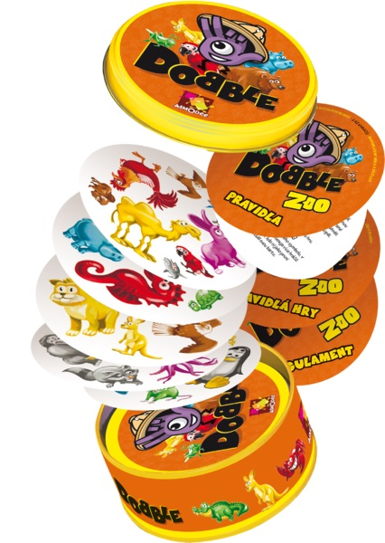 Hra Dobble ZOO