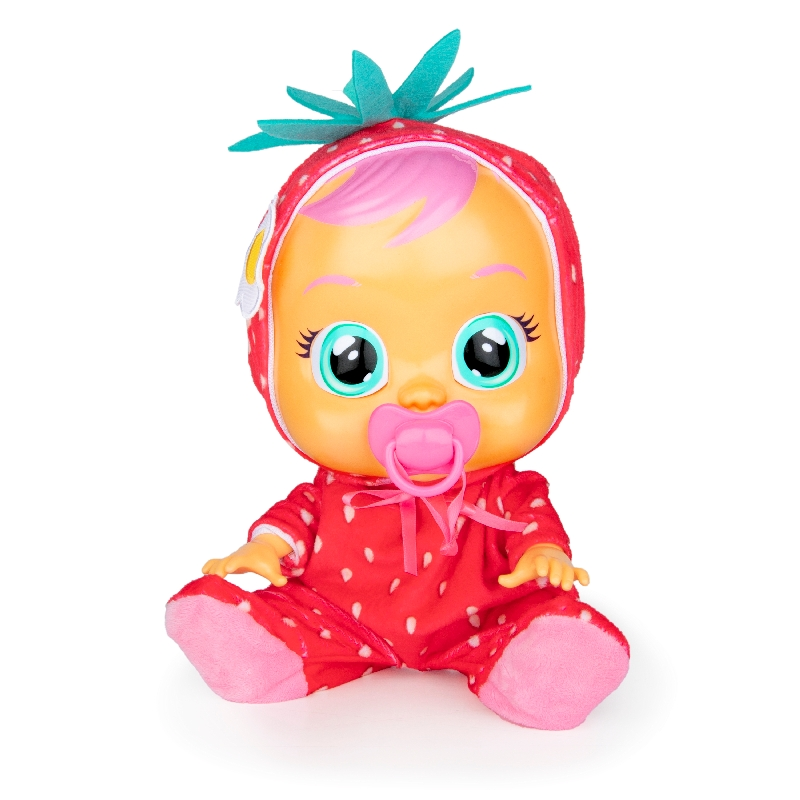 CRY BABIES Interaktivní panenka TUTTI FRUTTI - ELL